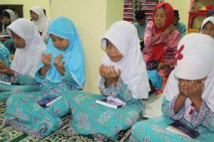 doa bersama yatim