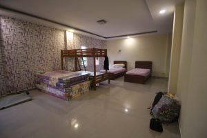 Istana Yatim Putra Lantai 2 Kamar Tidur Santri Binaan