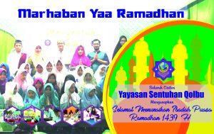 Keutama'an Bulan Ramadhan 1439 H