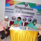 Pengobatan Dan Cek Kesehatan Gratis Di Yayasan Sentuhan Qolbu