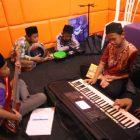 Pelatihan Musik Gambus Di Yayasan Sentuhan Qolbu