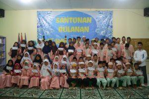 Santunan Bulanan