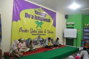 Yasinan dan Do'a Istighosah Di Yayasan Semtuhan Qolbu