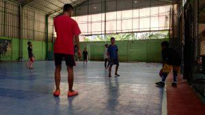 Latihan Futsal